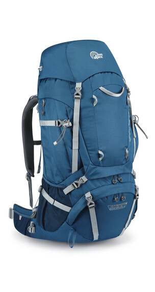 Lowe Alpine Diran 55:65 Backpack Men atlantic blue